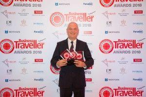 Emirates Recognised With Four Gongs at Business Traveller Middle East Awards 2018