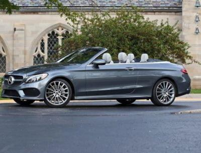2018 Mercedes-Benz C-class Coupe and Cabriolet in Depth: Relaxing in Style