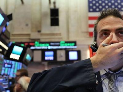 One expert says an imminent 65% stock-market crash would be 'run-of-the-mill' - and explains why risks are greater now than during the tech bubble