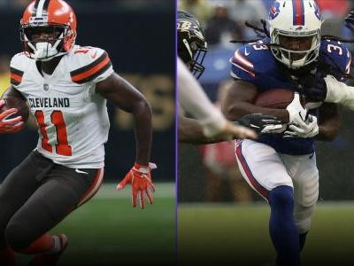Fantasy Football Week 3 Waiver Pickups: Antonio Callaways shines, LeSean McCoy injury opens door for Chris Ivory