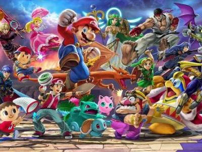 Super Smash Bros. Ultimate Update 1.1 Adds Hard Difficulty