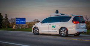 Waymo's new factory in Detroit to retrofit cars with self-driving hardware