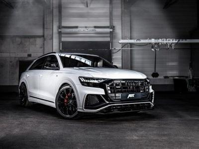 ABT Q8 Creates New Aero and Upgraded Power for the Q8