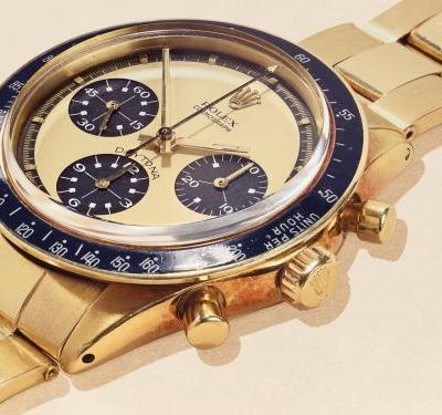 Yours for $1.3 million - an ultra-rare Rolex 'Paul Newman' Daytona just went on sale