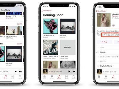 Some Verizon Unlimited Plans Will Include Apple Music Subscription