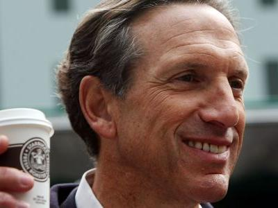 'I will not do anything whatsoever to re-elect Donald Trump': Starbucks' former CEO Howard Schultz says he won't run for president 'if the math doesn't tally up' in the near-term