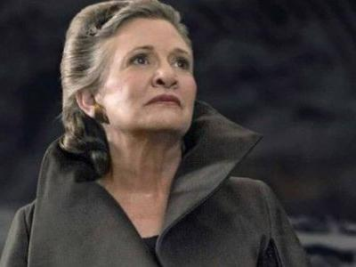 Was Leia's Controversial Last Jedi Scene Altered After Carrie Fisher's Death?