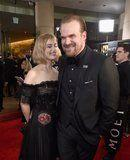 Brace Yourself: Queenie and Jim Hopper - Er, Alison Sudol and David Harbour - May Be Dating