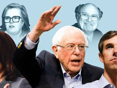 Here are the biggest endorsements all the 2020 Democratic presidential candidates have received so far