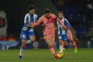 Spanish league scraps plan to play January match in US