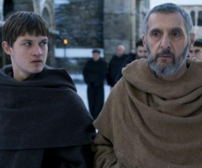 John Turturro probes medieval murder mystery in 'The Name of the Rose'