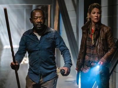 Lennie James Reveals Why Morgan Moved To Fear The Walking Dead