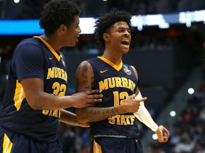 March Madness 2019: Ja Morant dunks all over Marquette in Murray State's upset win