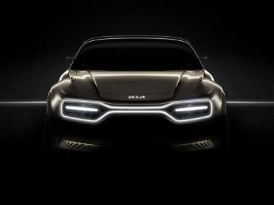 Kia Wants Its Aggressive New EV Concept To 'Give You Goosebumps'