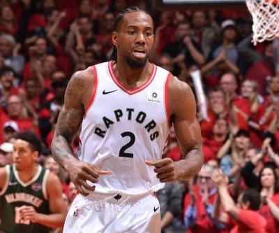 Kawhi Leonard goes off in thriller to give Raptors new hope