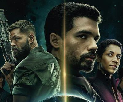Watch the first intense trailer for the next season of The Expanse