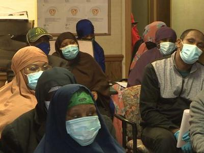 'It's a good thing': Somali community group hosts vaccine education town hall