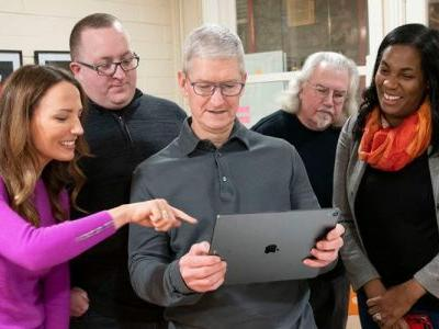 Tim Cook in Ireland to collect award, says global corporate tax reform needed