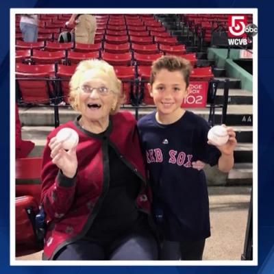 102-year-old Sox fan headed to World Series