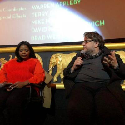 'The Shape of Water' Chosen Best Film by the Producers Guild of