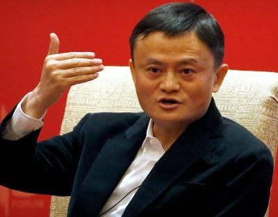 China's richest man Jack Ma to stand down from Alibaba