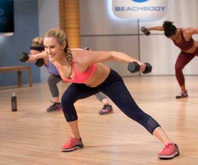Get Pumped With Megan Davies' High Energy Workout Playlist