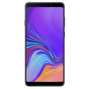 T.V. ad for the Samsung Galaxy A9 (2018) is all about the four cameras on back