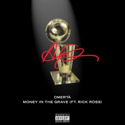 """Drake celebrates the Toronto Raptors with new songs """"Omertà"""" and """"Money in the Grave"""": Stream"""