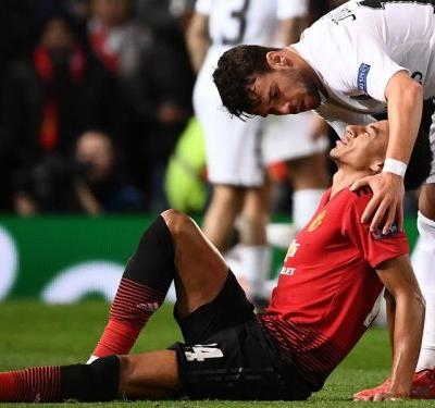 Blow for Man Utd as Martial and Lingard ruled out for up to three weeks