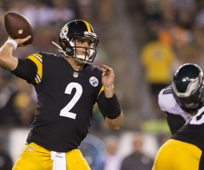 'Defective' football found during third quarter of Steelers-Eagles game
