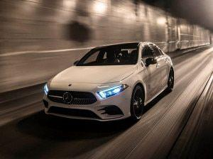BMW 2-Series GC-rivalling Mercedes-Benz A-Class Limousine To Launch On March 25