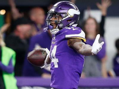 Stefon Diggs' game-winning touchdown, frame by frame
