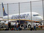 Ryanair cabin crew in five countries to stage strike action in airline's 'biggest ever walkout'