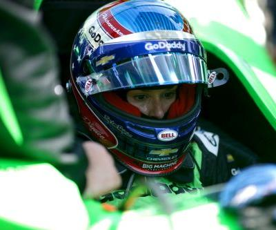 Danica Patrick crashes out of Indy 500 in final race of career