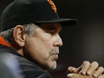 Giants manager Bruce Bochy to retire after 2019 season