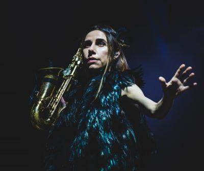Here's a First Listen of an Otherworldly New PJ Harvey Track