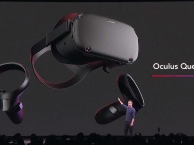 Oculus Santa Cruz is Quest, will offer standalone VR in spring for $399