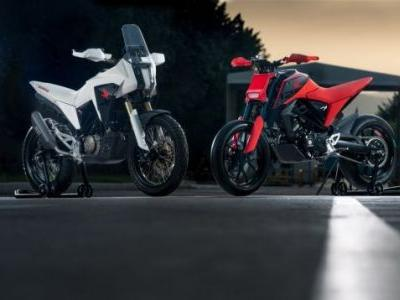Honda's New Retro-Future Small Bore Concept Bikes Are Tons Of Cool In A Tiny Package
