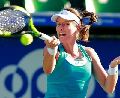 Strycova advances to quarterfinals at Pan Pacific Open