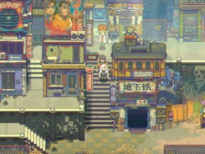 Curious RPG Eastward Receives Extensive New Gameplay Footage