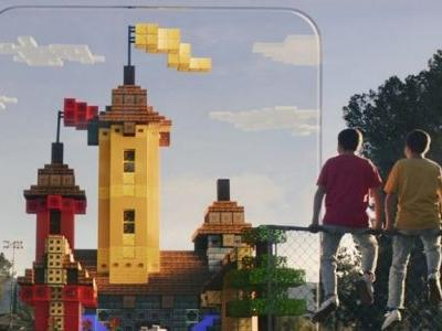 Minecraft Earth is the new Pokemon Go-like AR game from the Minecraft universe