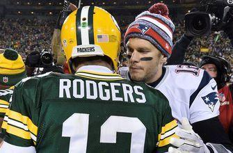 Skip Bayless is 'disappointed' in MJ's commercial on the Brady vs Rodgers best QB discussion