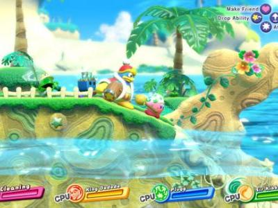 Kirby Star Allies crushes the series' debut month sales record