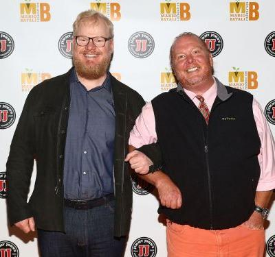 Jim Gaffigan Doesn't Want to Read Too Much About Pal Mario Batali