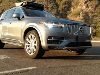 Uber's Autonomous Car Detected The Pedestrian It Hit, Decided Not To Act