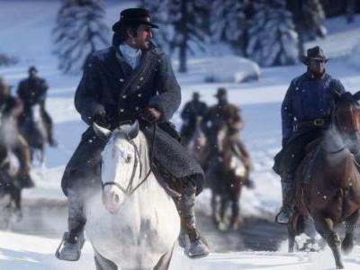Red Dead Redemption 2 Tops 17 Million Units Sold