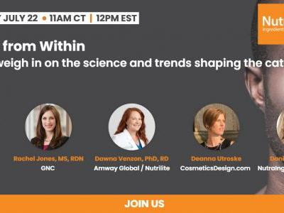 One day left: Are you ready for the Beauty from Within webinar?