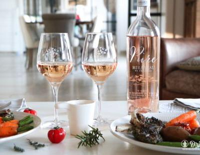 3 Superb Food Pairings for Mirabeau Rosé
