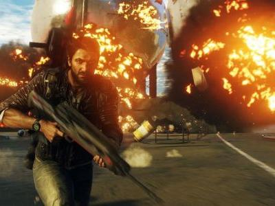 Just Cause 4 launch trailer is a catalogue of total carnage