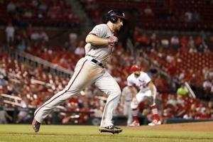 Ozuna homers, Cardinals beat Nationals for 8th straight win